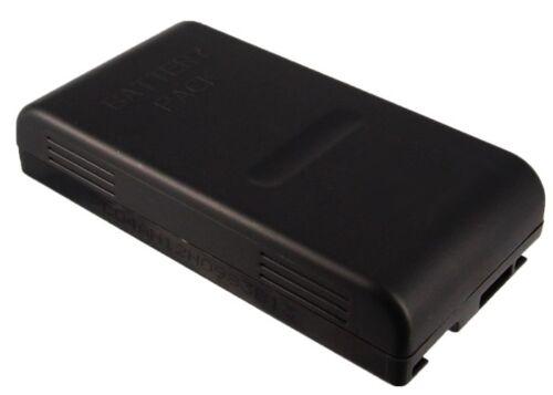 Premium Battery for Panasonic VW-VBH1E HHR-V20A// 1B VW-VBR1E PV-31 PV-BP15