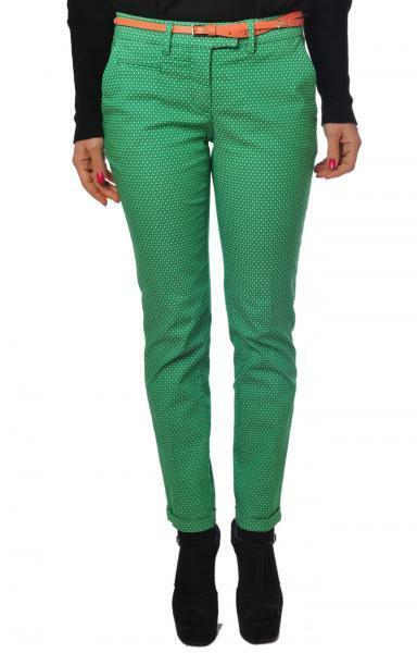 Patrizia Pepe  -  Pants - Female - Green - 1943513A185522