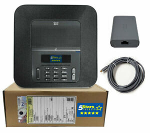 Cisco 8832 IP Conference Phone w/PoE (CP-8832-K9) Brand New 1 Yr Warranty