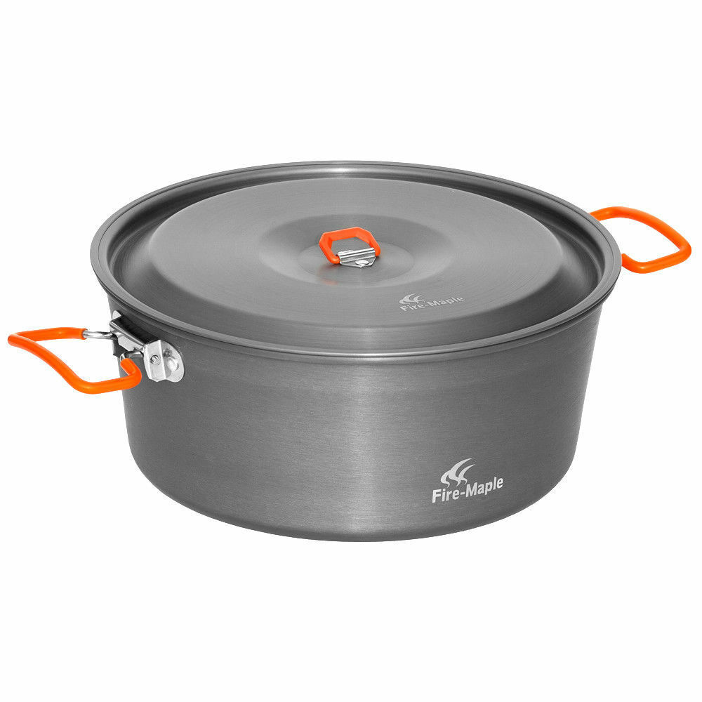 Fire Maple 4.4L Feast Hotpot Outdoor Camping Picnic Pot