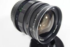 Mir-10A 3.5/28mm KMZ lens for ARRI Red One Arriflex PL movie camera