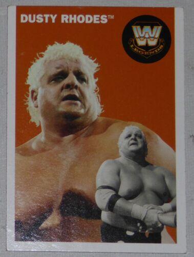 Dusty Rhodes WWE 2006 Topps Heritage Card #74 Pro Wrestling Legend Superstar NXT