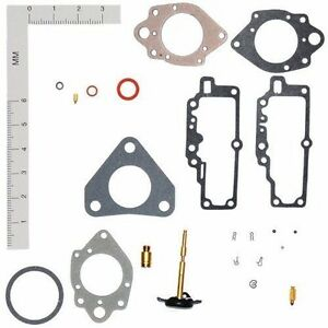 Most complete you can buy! Carter YH Premium Carburetor Kit w//extra hard parts