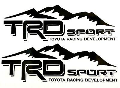 Toyota Tacoma Trd Sport >> TRD TOYOTA RACING DEVELOPMENT SPORT TACOMA TUNDRA TRUCK ...