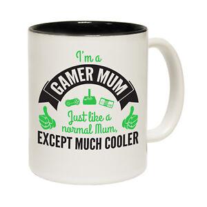 Funny Mugs Im A Gamer Mum - Geek Geeky Nerd Nerdy Humour Joke Gamer NOVELTY MUG