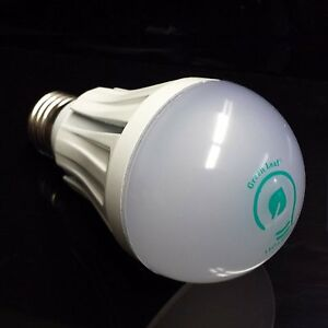 Household Led Light 9 Watt Bulb 75 W Incandescent