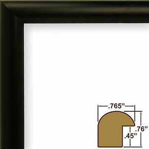 image is loading craig frames contemporary gallery black picture frame