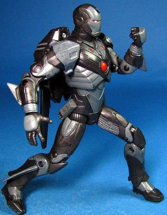 IRON MAN MAN MAN Movie Collection__Stealth Striker Armor IRON MAN 6   action figure__MIP 56ee5e