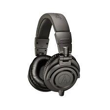 Audio Technica ATH-M50X Professional Studio Monitor Headphones Matte Gray Grey