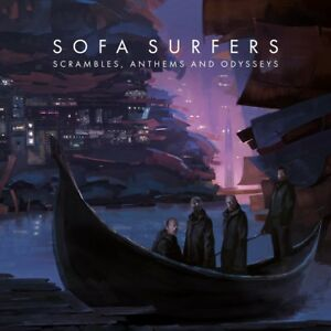 DIVANO Surfers-Scrambles, Anthems and Odysseys (Limited 2lp/180g) 2 VINILE LP NUOVO