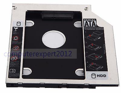2nd Hard Drive SSD HD HDD Caddy Adapter for Acer Aspire E14 E5-411G E15 E5-575G