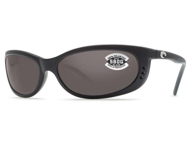 New Costa del Mar Fathom 580G Glass Polarized Sunglasses