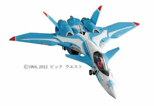 Hasegawa 1 72 Macross The Ride VF-11B NOTHUNG 2 Model Kit NEW from Japan