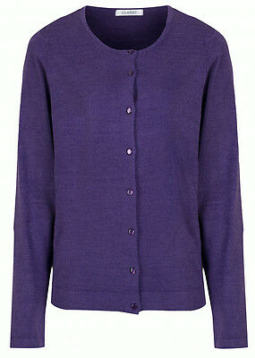 Marks & Spencer Womens Cashmilon™ Fine Knit Cardigan New Soft M&S Cardie Top