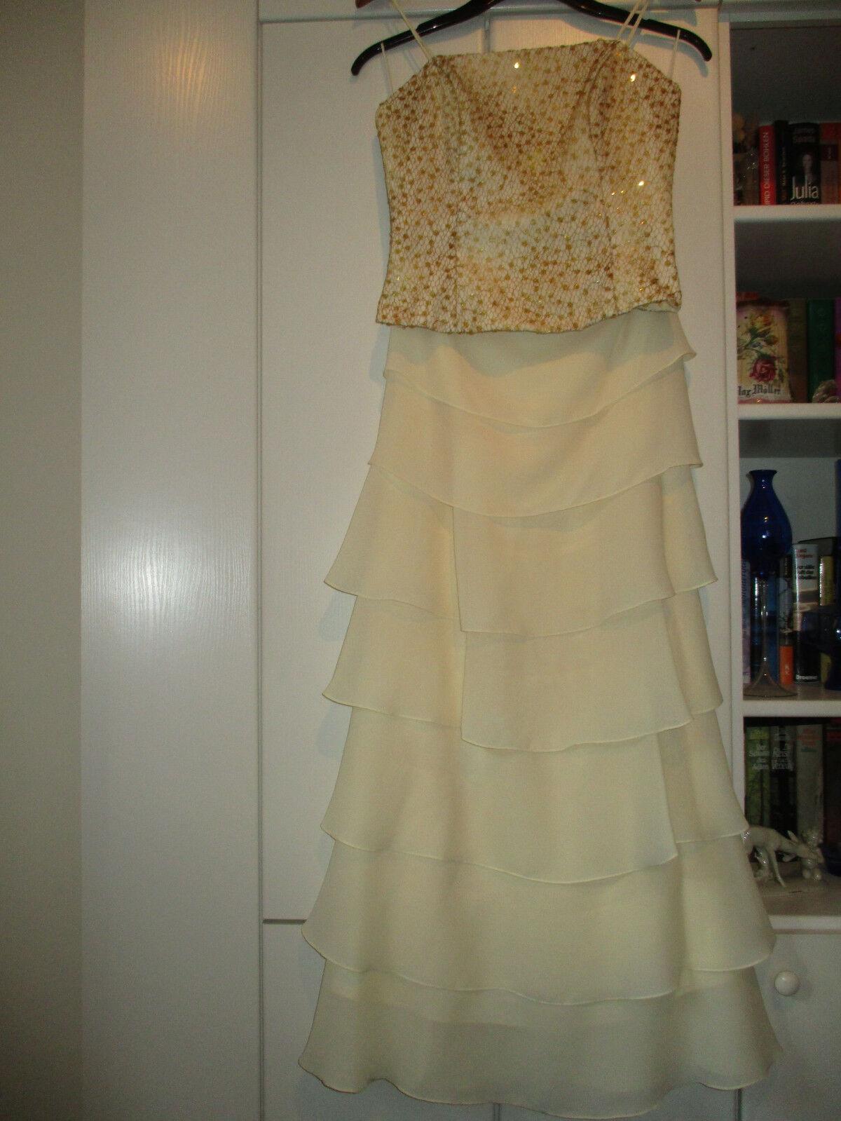 c33fda2211c Hondrocream ist die Schnellste Wunderschönes zweiteiliges Abendkleid von  CICCI U.S.A. Gr.38 Gr.38 Gr.38 40