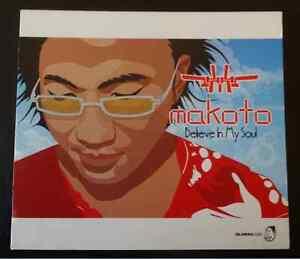 MAKOTO-Believe-In-My-Soul-CD-Album-NEW-DJ-Marky-amp-XRS-DnB-amp-Drum-N-Bass