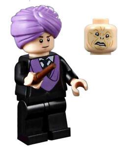 NEW-LEGO-PROFESSOR-QUIRREL-minifig-75954-voldemort-HARRY-POTTER-minifigure