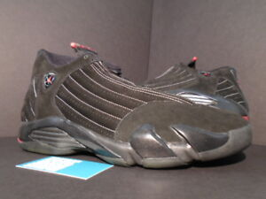 71a9aa92fabdeb NIKE AIR JORDAN XIV 14 Retro CDP COUNTDOWN LAST SHOT PLAYOFF BLACK ...