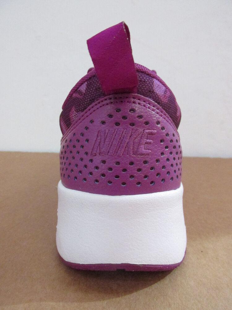 Nike Femmes Air Max Thea 501 Imprimé Basket Course 599408 501 Thea Baskets Enlèvement 8376b2