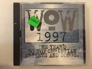 WOW-1997-the-Year-039-s-30-Top-Christian-Artists-and-Songs-2-X-CD-Album