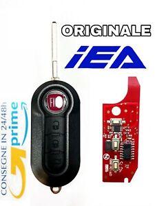 Chiave Completa IEA Chip elettronica COMPATIBILE PER FIAT 500 L PUNTO EVO PANDA