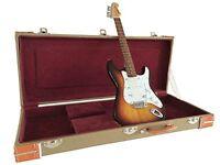 HALL-137721-Axe Heaven FS-022 Fender 60th Anniversary Stratocaster Mini Guitar