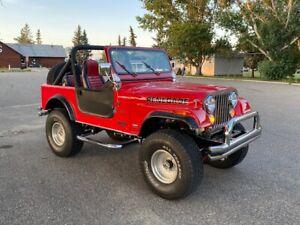 1980 Jeep CJ cj7