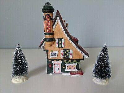 Dept 56 North Pole Elfin Snow Cone Works NIB #56332