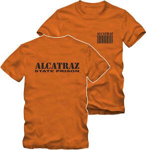 T-Shirt-Alcatraz-JVA-Shirt-Knast-Alcatraz-T-Shirt-Funshirt-Gefangniss