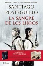 La Sangre de Los Libros by Santiago Posteguillo (2015, Paperback)