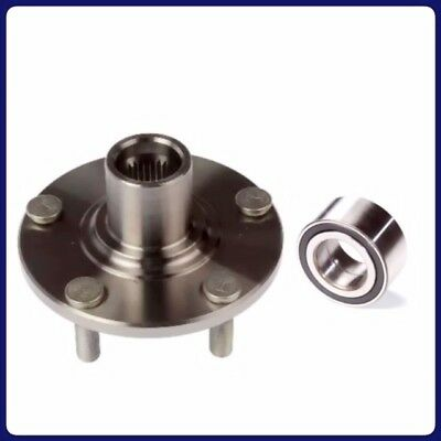 FRONT HUB /& BEARING for NISSAN ALTIMA 2002-2006 V6 930-700-510060 pair