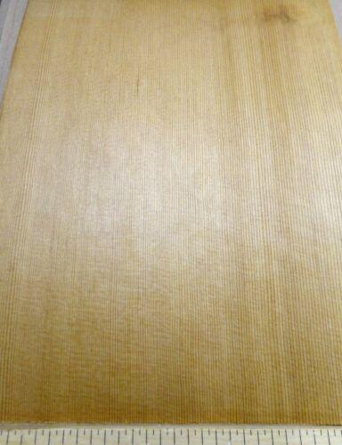 "1//40th/"" Douglas Fir wood veneer sheet in 8.5/"" x 11/"" with paper backer"