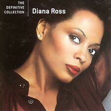 The Definitive Collection [Hip-O] by Diana Ross (CD, Aug-2006, Motown)
