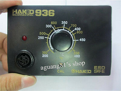 DIY for HAKKO 936 Soldering Iron Station Controller 907 Iron A1321 Heating Core