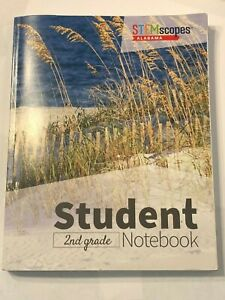 Stemscopes Alabama Student 2nd Grade Notebook Workbook ...