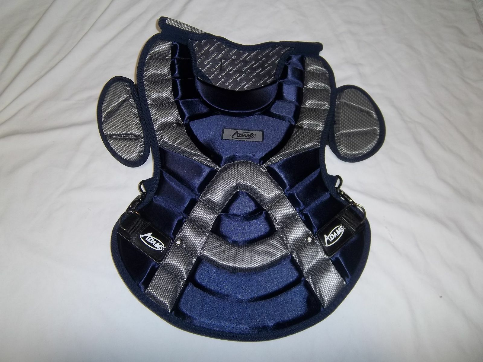 ADAMS ACP-16 ADULT BASEBALL SOFTBALL CATCHERS CHEST PredECTOR -VARIOUS COLORS