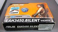 Asus Pci Express 2.0 Video Card Eah3450 Silent 512 Mb Hdmi