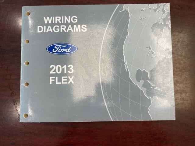 2013 Ford Flex Wiring Diagram