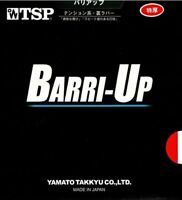 Tsp Barri-up Table Tennis Rubber - Red 1.8mm