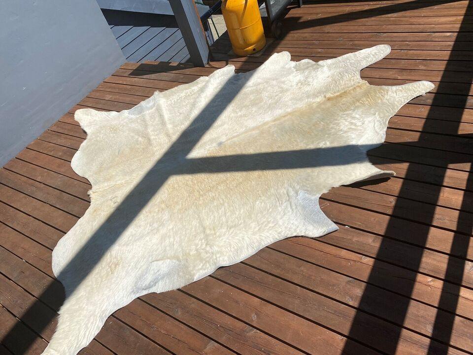 Andet tæppe, Koskind, b: 200 l: 250