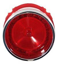1965 65 Chevy Belair Tail Light Lens with Chrome Trim