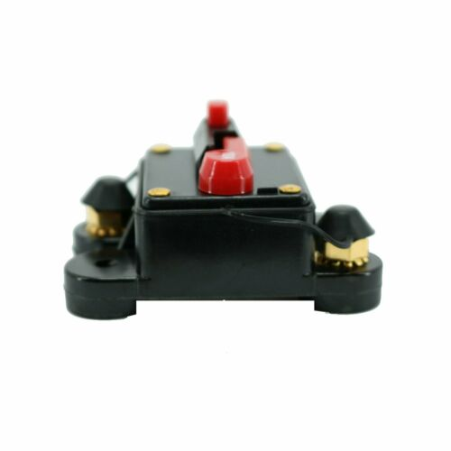 4x  200 Amp Circuit Breaker Replace Fuse Holder Car Marine Stereo Fuse 12V