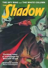THE SHADOW DOUBLE NOVEL VOL #82 TPB Maxwell Grant Pulp Comics The Spy Ring TP