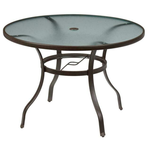 Hampton Bay 42 Outdoor Dining Table