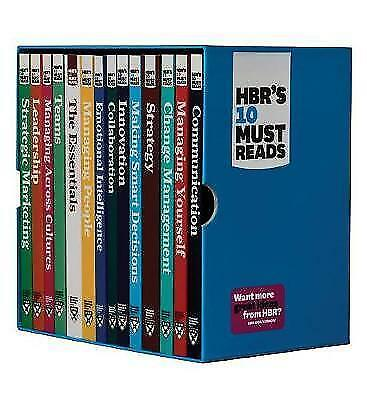 HBR's 10 Must Reads Ultimate Boxed Set (14 Books) by Porter, Michael E.,Christen