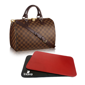 7855071eb183 Image is loading Genuine-Leather-Bag-Base-Shaper-For-Louis-Vuitton-
