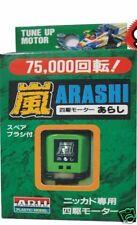 ARII JAPAN ARASHI RACING DASH 130 MOTOR 75000 RPM For TAMIYA MINI 4WD