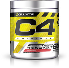 Cellucor C4 Ripped Pre-Workout Energy Supplement Powder, Cherry Limeade - 6.3oz