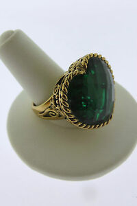 Sajen-Bronze-Ring-by-Marianna-and-Richard-Jacobs-Amore-Heart-Shape-Green-Quartz
