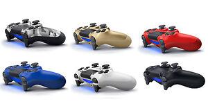 GENUINE Sony PS4 DualShock 4 Wireless Controller BLACK RED URBAN WHITE BLUE V2